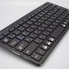 キー配列が素直で使いやすいオススメのワイヤレスキーボード「TK-FDP098TBK」レビュー。