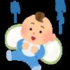 生後7ヶ月次男の進化が半端ない件【ハイハイ楽勝おすわり上等】