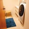 我が家の強い味方 ドラム式洗濯乾燥機!