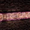 Blender 270日目。「ネオンテキストのモデリング」その8(終)。