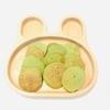 【離乳食後期】オーツとほうれん草のパンケーキ