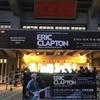 エリック・クラプトンの来日公演♪