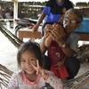 【カンボジア女子一人旅】旅先でのたくさんの温かい人たちとの出会いに癒される。