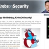 Happy 8th Birthday to Krebs On Security !