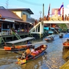 世界釣行記 タイのホアヒンで幻のパーカーホを釣る。【釣り方・場所と行き方まとめ 釣り堀】