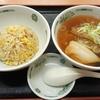 日高屋の株主優待は550円「ラ・餃・チャ」セットがちょうどよい
