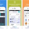 2型糖尿病患者向けアプリ「ブルースター」