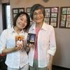 星の巡礼の翻訳者、山川亜希子さんにお会いしてきました。私は私の良き戦いをはじめよう。