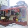 [19/10/09]パーラー「爆弾屋」の「オムライス」(汁物,サラダ付き) 500円 (随時更新) #LocalGuides