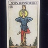 12/4 12. The Hanged man