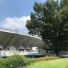 駒沢公園5周