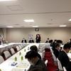 外交部会・外交調査会 合同会議へ外務省を代表して出席