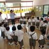 年少さんも英語の授業