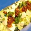 「絹ごし豆腐の明太子ソースサラダ」レシピ