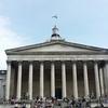 UCLの中庭にある幕末の志士たちが学んだ軌跡としての記念碑