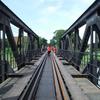 泰緬鉄道の駅。クウェー・ヤイ川と戦場にかける橋(Kanchanaburi / カンチャナブリー)