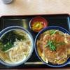 【高知グルメ】カツ丼セット760円で超満腹!どんどん亭 若草町店
