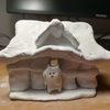 デバッグ神社を粘土で建てました