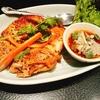 タイ料理で回復。