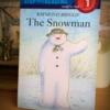 【英語多読】STEP INTO READINGのThe Snowman-ブックオフで見つけた本