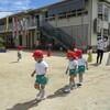 5月13日体育指導、遠足のお迎えについて