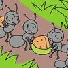 蟻は 知恵を絞って冬を越す。キリギリスは駄々をコネてカネをせびる