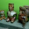 コスタリカ 素晴らしい古代の芸術品