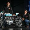 ★ヤマハYard Built KRUGGER MOTORCYCLES SR400