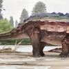 新種の鎧竜がユタ州で発見