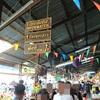 201702タイ旅行記その11:100年市場(クロンスアン市場)、アユタヤ・エレファント・キャンプ