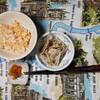 昼食:レンコンと鶏ミンチを炒め煮してみた…