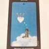 sun and moon tarot : three of swords - sorrow