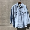 【WESTOVERALLS】DENIM SHIRTS / WEST'S T-SHIRTS