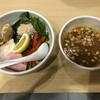 むぎとオリーブで鶏と蛤の濃厚つけ麺(新日本橋・三越前)