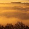 幻想的な光景 - 三次の雲海