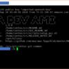 AWS F1インスタンス上のFireSimでBOOMコアをシミュレーションする試行(2. マネージャインスタンスの立ち上げ)