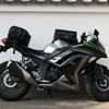 バイクと旅について