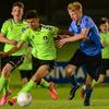 サッカーにおける最大スピードの分析(Jullienらによると、若年の成人男性サッカー選手の10mスプリントの平均タイムは1.85秒になる)