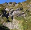 西頚・権現岳東壁