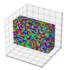 matplotlibで3次元配列を描画【Voxel使用】