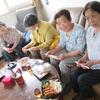 テイクアウト弁当のお昼ごはん(^0^)