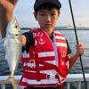 知立店 サビキ釣り好調♪ 8月の「堤防釣り教室」開催しました