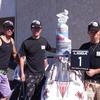 坂井田和明選手、「2011 quakysense IJSBA World Finals」にてワールドチャンピオン獲得!