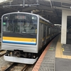 大回り乗車 ~武蔵野線・横浜線・鶴見線~