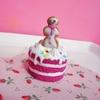 ポリマークレイで作るミニチュア・ケーキの作り方