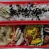 【毎日5分でつくるカンタンお弁当】この日のおかずは水餃子と彩りおかずの詰め合わせでした(#^.^#)【レンチン3分で完成】