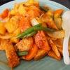 ノンフライ唐揚げで酢鶏ダイエットレシピ