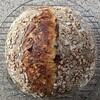 セモリナ・大麦お粥パン。