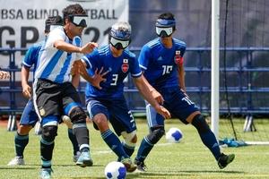 【ブラインドサッカー】ワールドGP~日本は過去最高2位 アルゼンチンが3連覇