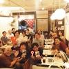 2018年7月25日(水)「関西ライターズリビングルーム」第十六夜、スポットライターは新刊共著『酒の穴』を上梓されたスズキナオさん。盛況のうち無事終了。ありがとうございました!
